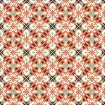 Seamless autumn season pattern background