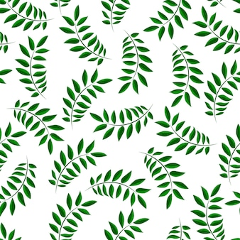 자연 스타일 잎 요소에 완벽 한 배경