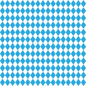 Seamless bavarian rhombic pattern, simple backgrounds and textures. vector