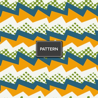 Seamless electric pattern background