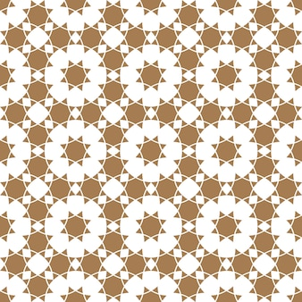 Seamless flower pattern in ethnic style
