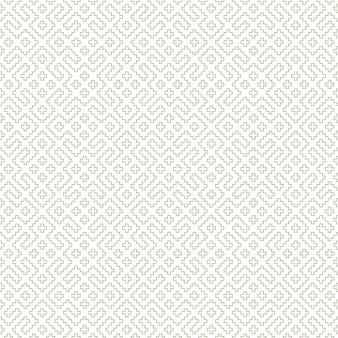 伝統的なロシアの刺繍芸術に基づいたシームレスな幾何学的な装飾。