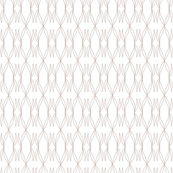 Seamless geometric pattern abstract graphic elements white background vector illustration