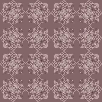 シームレスな幾何学模様。さまざまな抽象的なシンプルな形や線。