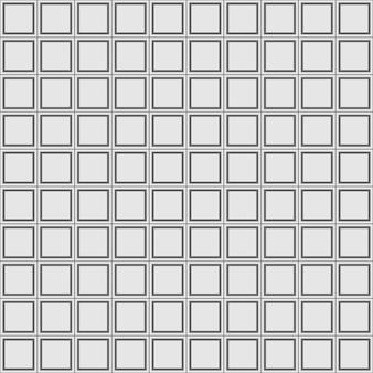 Motivi geometrici senza soluzione di continuità