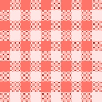 완벽 한 기하학적 핑크 배너입니다. 유행 분홍색 배경