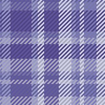 Бесшовный геометрический узор из шотландского клетчатого пледа