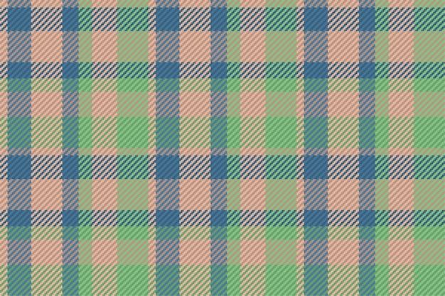 Seamless geometrical pattern of scottish tartan plaid
