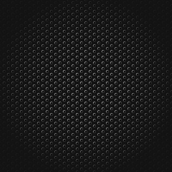 Seamless industrial metal carbon texture
