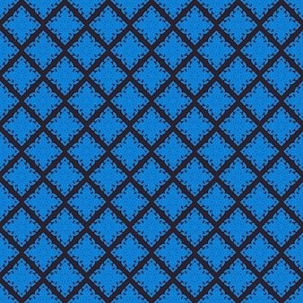 Seamless line thai pattern