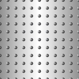 Seamless metal texture