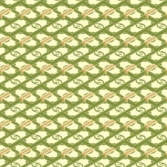 Seamless money pattern.