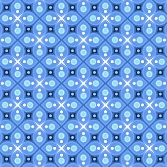 Бесшовные монохромный геометрический заводной узор текстуры