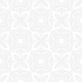 원활한 장식 패턴