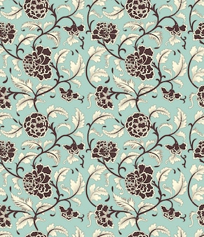 Seamless ornamental antique pattern.