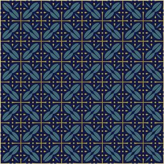 Бесшовные шаблон дизайна абстрактный стиль