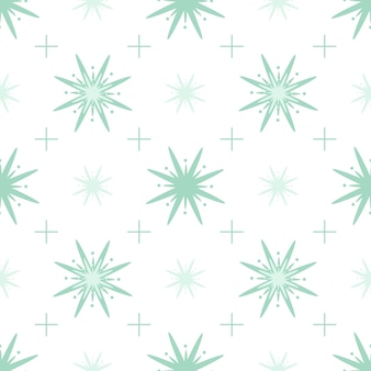 Seamless pastel floral pattern background
