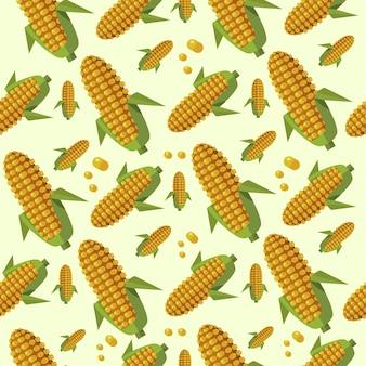 Seamless patter popcorn