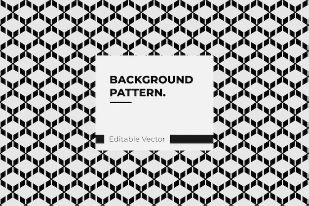 Seamless pattern abstract ethnic tribal style background
