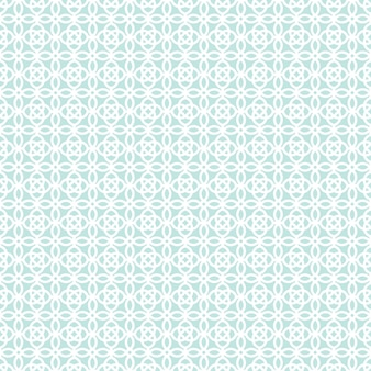 Seamless pattern of abstract lines.