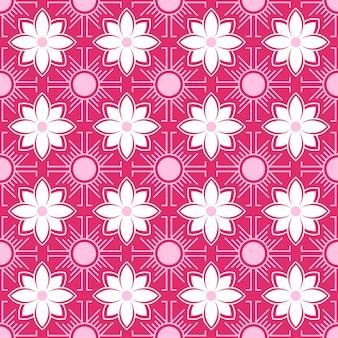 원활한 패턴 바틱