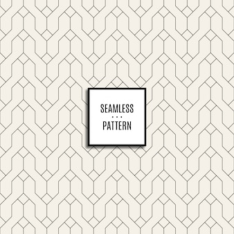 Seamless pattern of black grid
