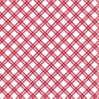 Seamless pattern check fabric background