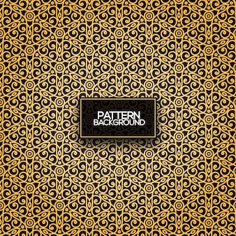 Seamless pattern design abstract background