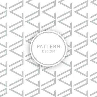 Seamless pattern design - abstract triangle like shapes