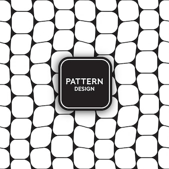 Seamless pattern design - geometric elements