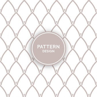 Seamless pattern design - geometric lines and shapes