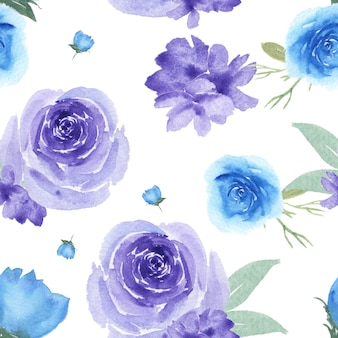 Seamless pattern floral