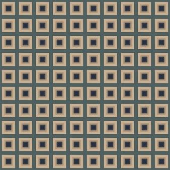 幾何学的なシームレスパターン。カラフルな抽象的な背景。ベクターデザイン
