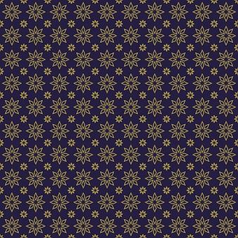 Бесшовные модели геометрическая форма в стиле батик. фоновые обои. традиционный элегантный мотив.