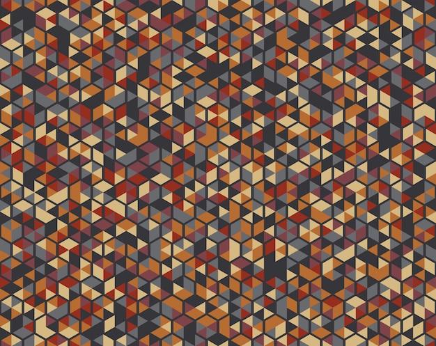 완벽 한 패턴 형상 빈티지