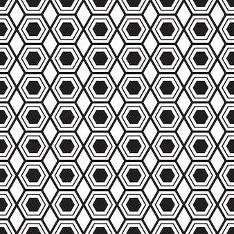 Seamless pattern geometric.