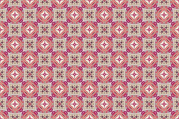 완벽 한 패턴입니다. 손 ddrawn 빈티지 장식 요소입니다.