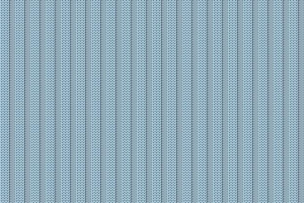 ゴムバンドと青い色のシームレスなパターン