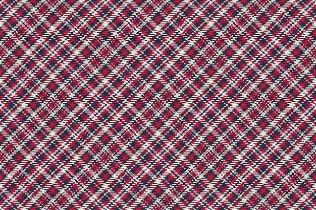 스코틀랜드 타탄 체크 무늬의 완벽 한 패턴입니다. 반복 가능한 배경