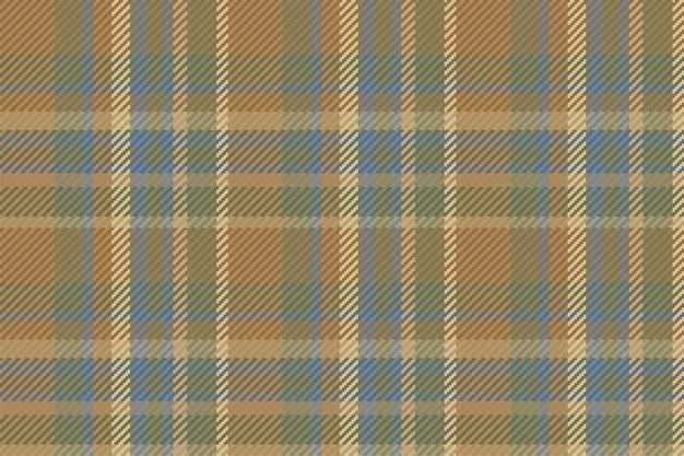 スコットランドのタータンチェック柄のシームレスパターン。繰り返し可能な背景