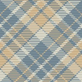 Бесшовный фон из шотландского шотландского пледа. повторяющийся фон
