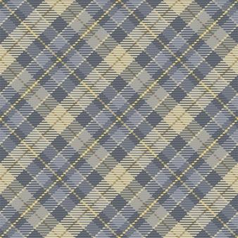 스코틀랜드 타탄 무늬의 완벽 한 패턴입니다.