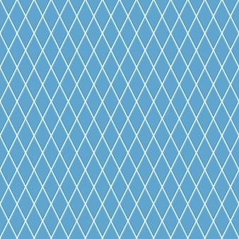 Бесшовный фон из маленьких ромбов в голубых тонах