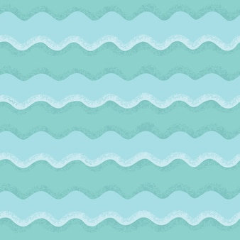 Бесшовные модели волн