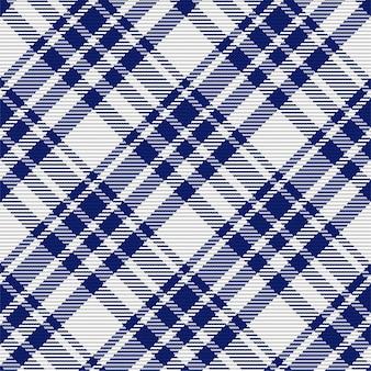 Seamless pattern of scottish tartan plaid. check fabric texture.