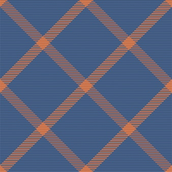 Seamless pattern of scottish tartan plaid. repeatable background with check fabric texture. flat backdrop of striped textile print.
