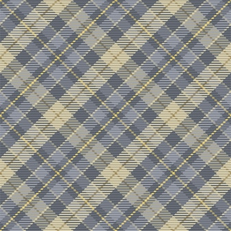 Seamless pattern of scottish tartan plaid.