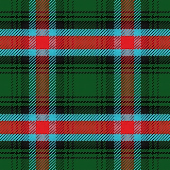 Seamless pattern scottish tartan