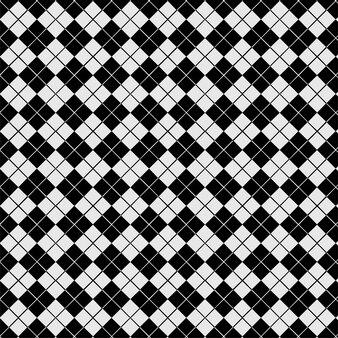 Бесшовные модели плитки. современные стильные черно-белые текстуры абстрактные обои