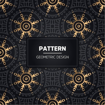 완벽 한 패턴입니다. 빈티지 장식 요소. 손으로 그린 된 배경
